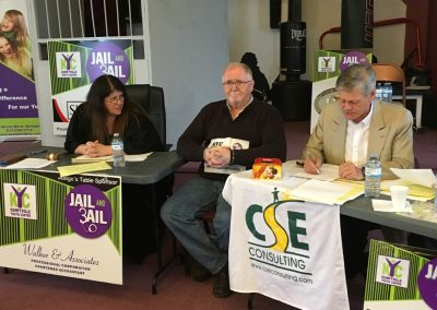 On Trial at The Kemptville Youth Centre Jail and Bail Fund Raiser 2016