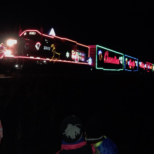 2016 Holiday Train Coming to Merrickville