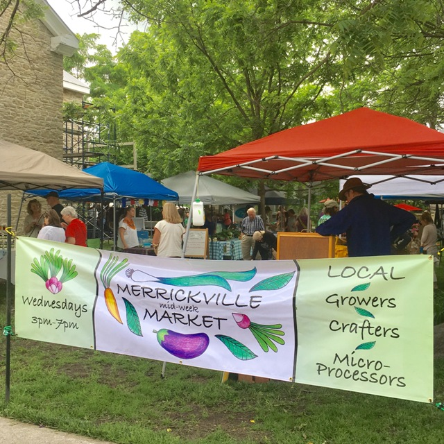 Merrickville Midweek Market