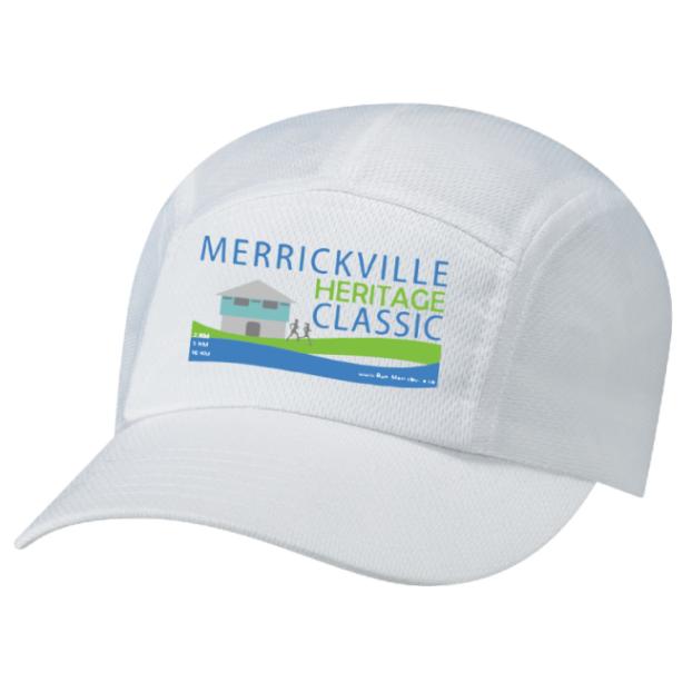 Caps available for Run Merrickville