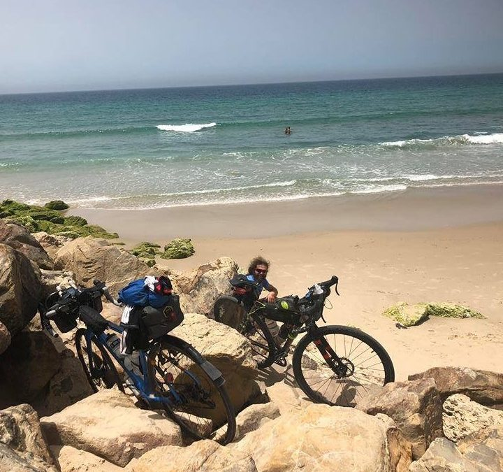 Dream Rider Anisa Aubin completes Gruelling Race