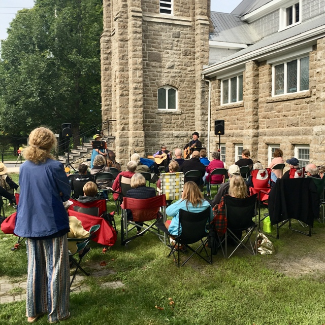 History Buffs in Concert